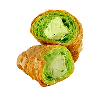 pandan croissant