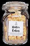 butter cookies jar