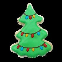 christmas custom cookie
