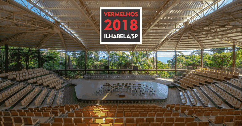 Vermelhos 2018 - Programação