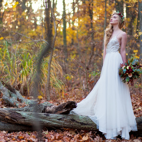 An Autumn Bride