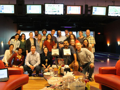 Bowling with the Department