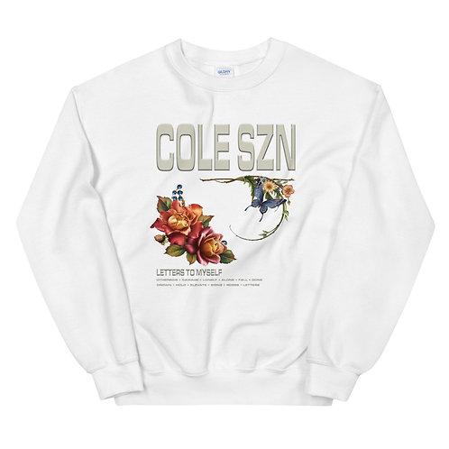 COLE SZN Floral Unisex Sweatshirt