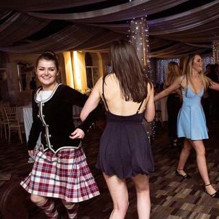 Ceilidh Dancing Demonstration