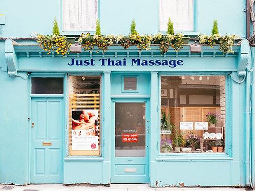 Formation massage thaï