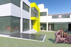 Casa nueva en Xochimilco