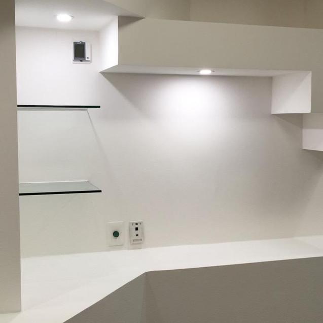 Remodelación acceso Clinica Dermatológica de Mexico