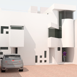 4 Casas para renta en Puebla