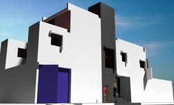 Remodelación casa Coyoacán