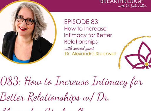 How to Increase Intimacy for Better Relationships
