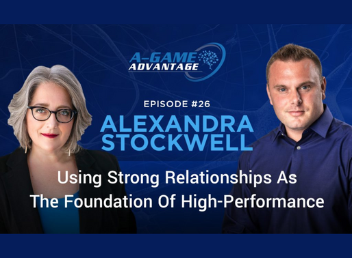 Using Strong Relationships As The Foundation Of High-Performance