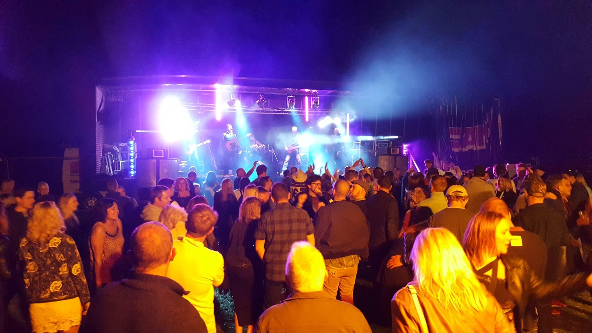 hagley old hales festival friday night