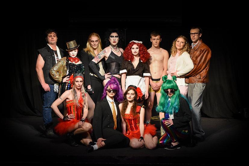 Rocky Horror 2020 Cast Photo
