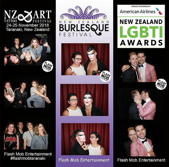 Photo Booth - 3 hours