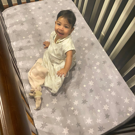 How I dropped the night feeds at 7 months
