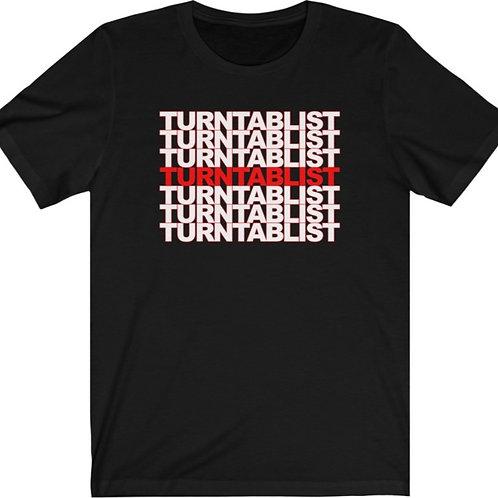 Turntablist Repeat - T-shirt