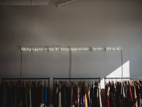 Renting, reselling and swapping: embracing a new mentality in fashion