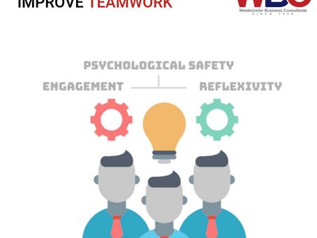 Three Strategies to Improve Teamwork