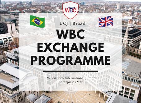 WBC Exchange Programme with UCJ: When Two International Junior Enterprises Met