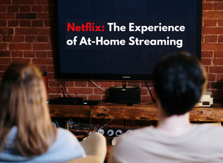 Netflix: The Experience of At-Home Streaming