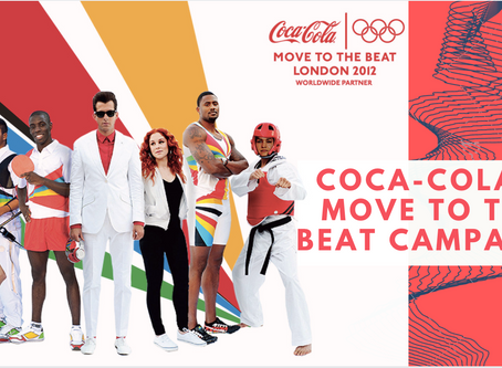 Coca-Cola's Move to the Beat Campaign
