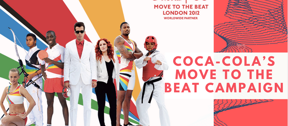 Coca-Cola's Move to the Beat Campaign