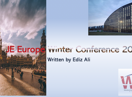 Junior Enterprises Europe Winter Conference 2020