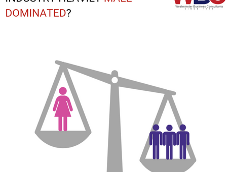 Why is the Consultancy Industry Heavily Male Dominated?
