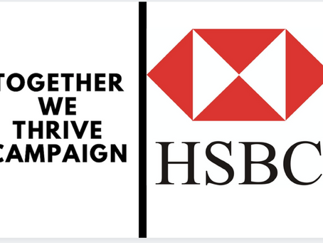 HSBC: Together We Thrive Campaign