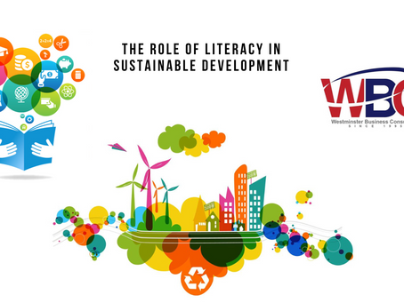 The Role of Literacy in Sustainable Development