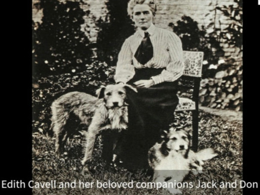 Edith Cavell- A Story of Compassion and Courage