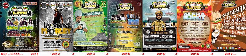 Reggae Live Festival - El mejor evento de Reggae en México