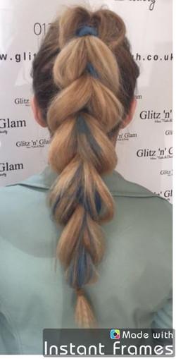 Hair by Lauryn Arthur