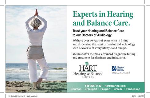 Hart Hearing & Balance Centers