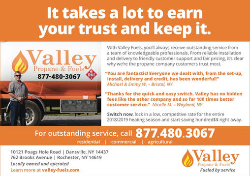 Valley Propane & Fuels