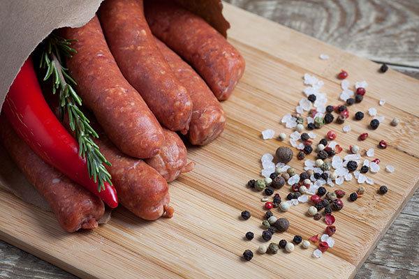Merguez de poulet | Provence | 12 pièces