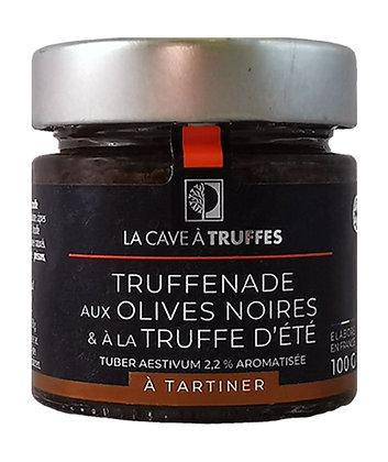 Truffenade d'olives noires   100g