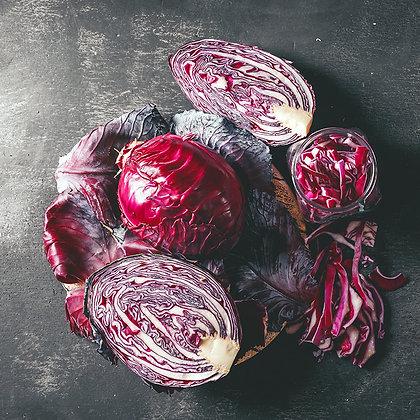Choux rouge | France | 1 pièce