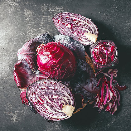 Chou rouge | France | 1 pièce