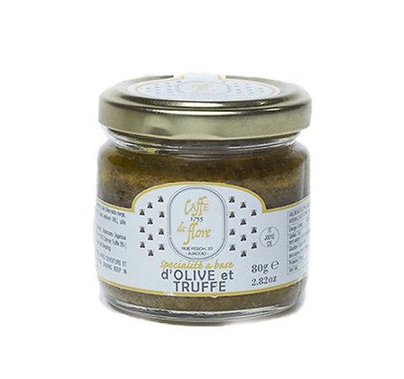 Crème d'olive et truffe | 80g