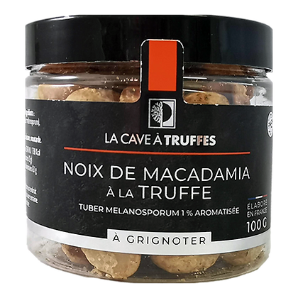 Noix de macadamia à la truffe | 100g