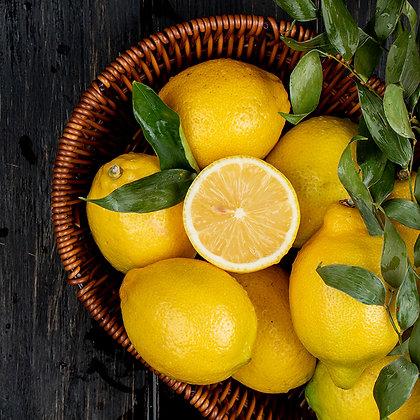 Citron jaune   Espagne   1kg
