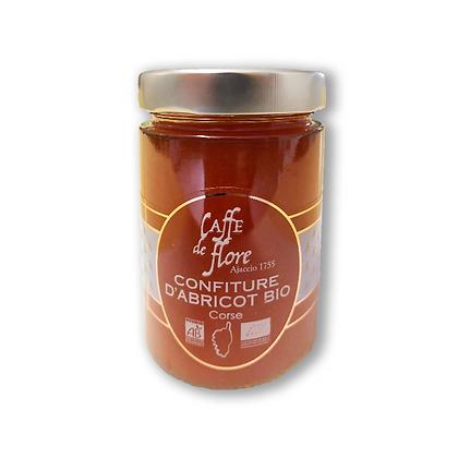 Confiture d'abricot bio   360g