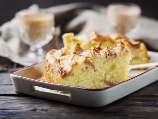 Gâteau suédois à la pomme