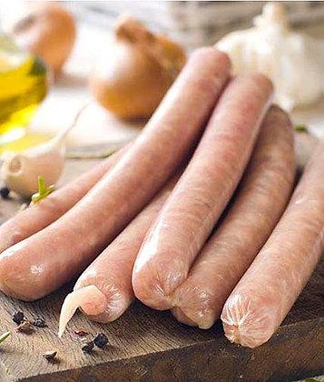 Chipolatas de poulet | Provence | 12 pièces