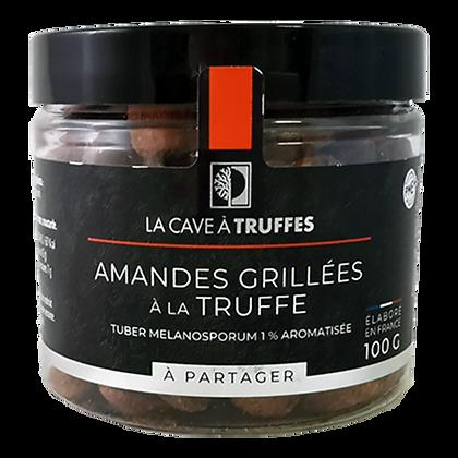 Amandes grillées à la truffe | 100g