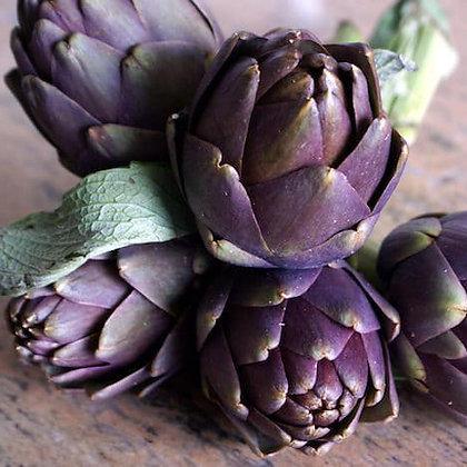 Bouquet artichaut violet | Espagne | 1 pièce