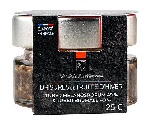 Brisures de truffes d'hiver | 25g