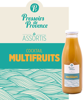 Jus multifruit   Provence   75cl