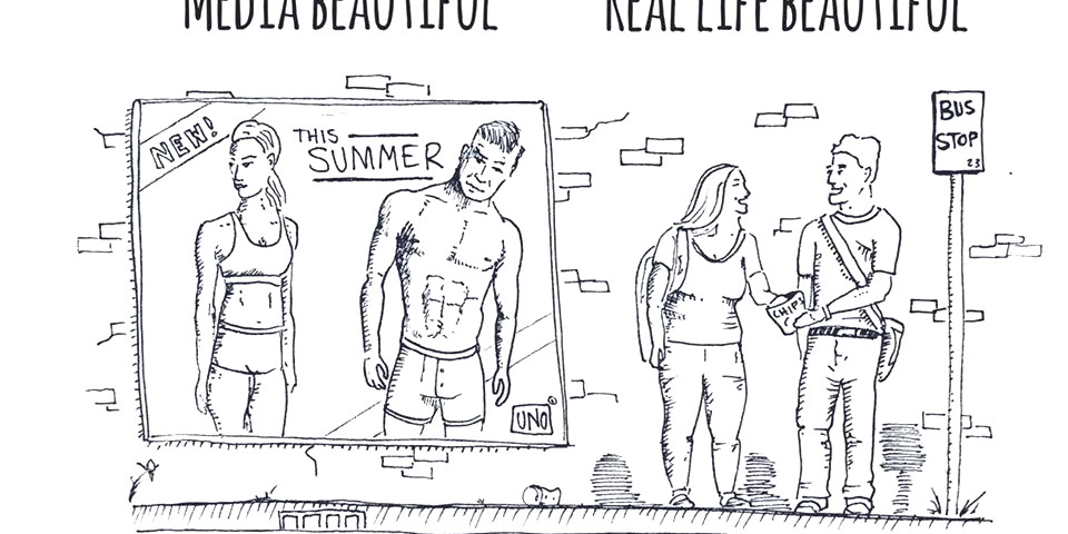 Real Life Beautiful